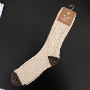 American Eagle Crew Socks